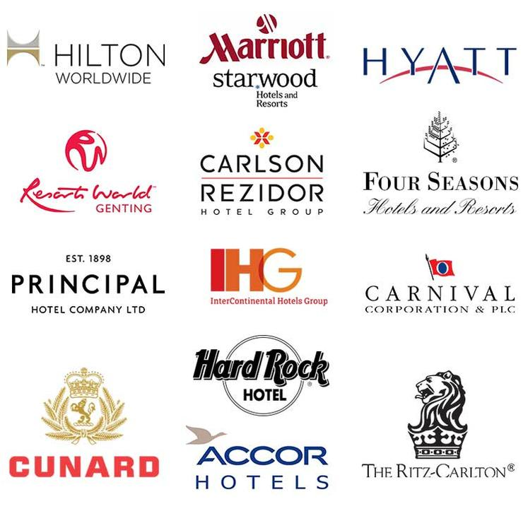 Brands we work with